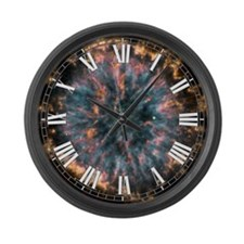 NGC 6751 Large Wall Clock