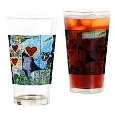 Antonia Gerstacker Drinking Glass