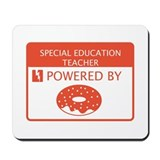 Special Education Teacher Powered by Doughnuts Mou