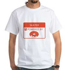 Skater Powered by Doughnuts Shirt