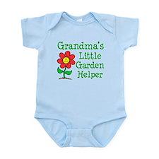 Grandmas Little Garden Helper Onesie