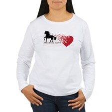 A Paso Fino Has Stolen My Heart T-Shirt