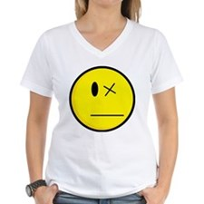 Smiley Face Eye Out Shirt