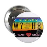 "SWEET HOME ALABAMA 2.25"" Button"