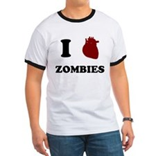 I Love Zombies T
