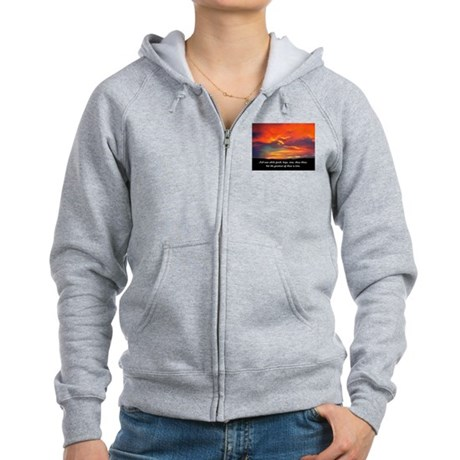 Faith Hope Love Women's Zip Hoodie