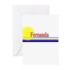 Fernanda Greeting Cards (Pk of 10)
