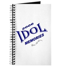 THIS MONTHS SPECIAL! <br> Idol Memories Journal