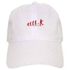 Evolution zombie Baseball Cap