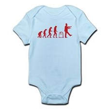 Evolution zombie Infant Bodysuit
