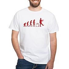 Evolution zombie Shirt
