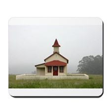 Old Schoolhouse Mousepad