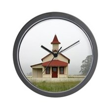 Old Schoolhouse Wall Clock