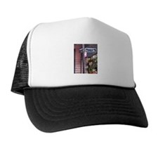 Bourbon Street Sign Trucker Hat