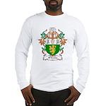 O'Neady Coat of Arms Long Sleeve T-Shirt
