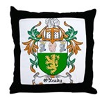 O'Neady Coat of Arms Throw Pillow