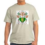 O'Neady Coat of Arms Ash Grey T-Shirt