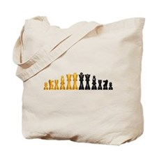 Family of Chess Tote Bag