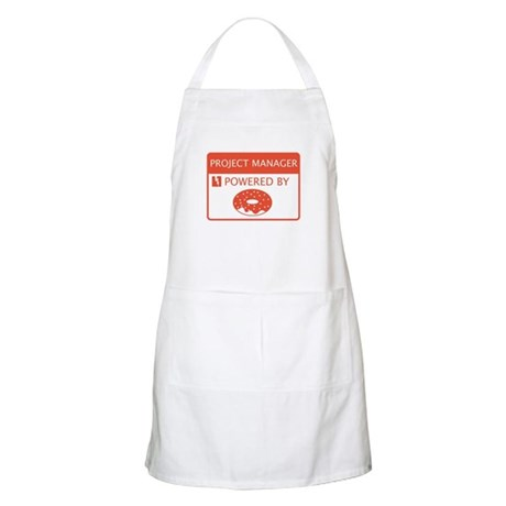 Project Manager Powered by Doughnuts Apron