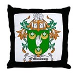 O'Muldoon Coat of Arms Throw Pillow