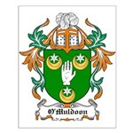 O'Muldoon Coat of Arms Small Poster