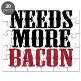 Needs More Bacon Puzzle