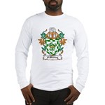 O'Mooney Coat of Arms Long Sleeve T-Shirt