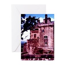 Stirling Castle digital watercolor cards