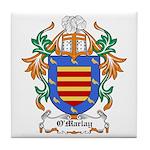O'Marlay Coat of Arms Tile Coaster