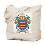 O'Marlay Coat of Arms Tote Bag