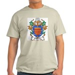 O'Marlay Coat of Arms Ash Grey T-Shirt