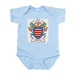 O'Marlay Coat of Arms Infant Creeper