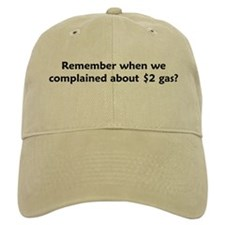 Remember $2 Gas Baseball Cap