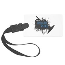 Cute Mellophone Luggage Tag