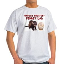 Unique Ferret lover T-Shirt