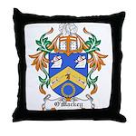 O'Mackey Coat of Arms Throw Pillow