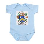 O'Mackey Coat of Arms Infant Creeper