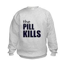 the pill kills anti abortion protest conception Ki