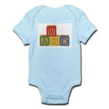 Funny Fps Infant Bodysuit