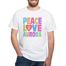 Peace Love Aurora Shirt