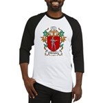 O'Loughlin Coat of Arms Baseball Jersey