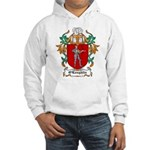 O'Loughlin Coat of Arms Hooded Sweatshirt