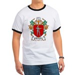 O'Loughlin Coat of Arms Ringer T