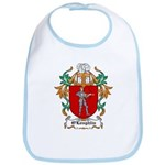 O'Loughlin Coat of Arms Bib