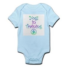 Yoga kids Infant Bodysuit