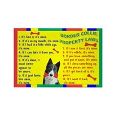 Cute Animal law Rectangle Magnet