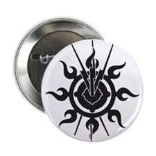 "Acheron Symbol 2.25"" Button (10 pack)"