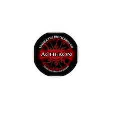 Acheron Protection Mini Button (10 pack)