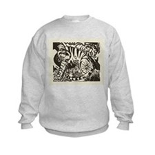Franz Marc Tiger Sweatshirt