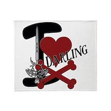 Darling Throw Blanket